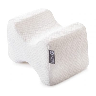 5 STARS UNITED Knee Pillow for Side Sleepers