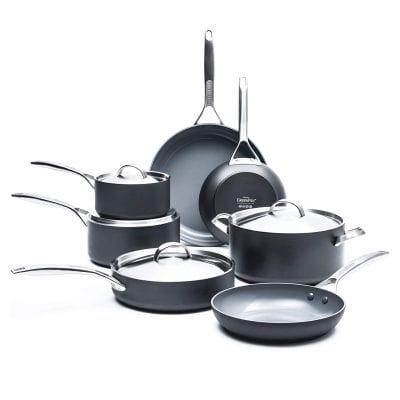 GreenPan Paris Pro Cookware Set