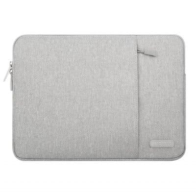 Mosiso Polyester Water Repellent Protective Cover Laptop Sleeve