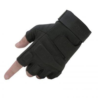 Seibertron S.O.L.A.G Fingerless Sports Gloves