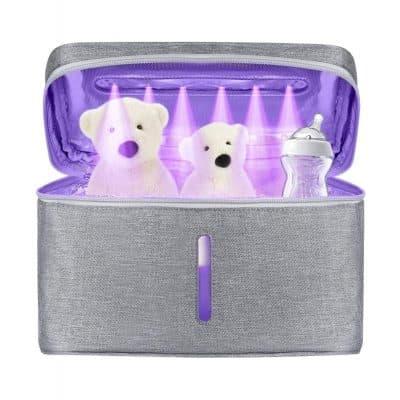 FitOkay LED UV Light Bag