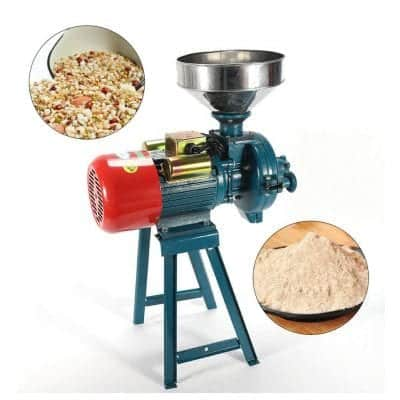 NAIZEA Corn Grain Mill Grinder