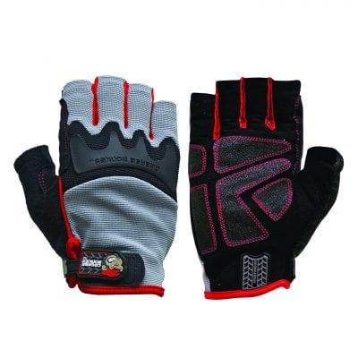'47 Grease Monkey Fingerless Gloves