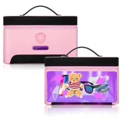 Bestsin LED Light Bag (Uses UV light)