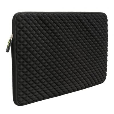 Evecase11.6~12.5 Shock Resistant Laptop Sleeve, Black