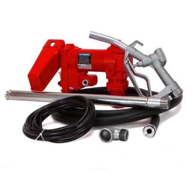 XtremepowerUS 20GPM Gasoline Fuel Transfer Pump