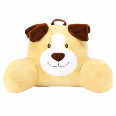 Animal Adventure Buttercup Dog Character Backrest Pillow