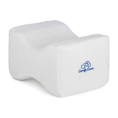 ComfiCasa Memory Foam Knee Pillow
