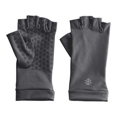 Coolibar Fingerless Sun Gloves