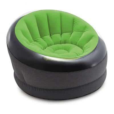 Intex Empire Inflatable Chair, Green