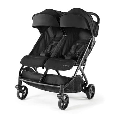 Summer Infant 3Dpac CS+ Baby Double Jogger Stroller