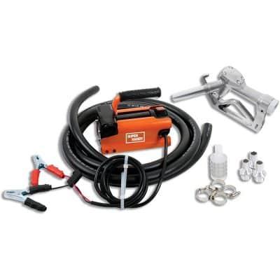 SuperHandy Diesel Transfer Pump Kit