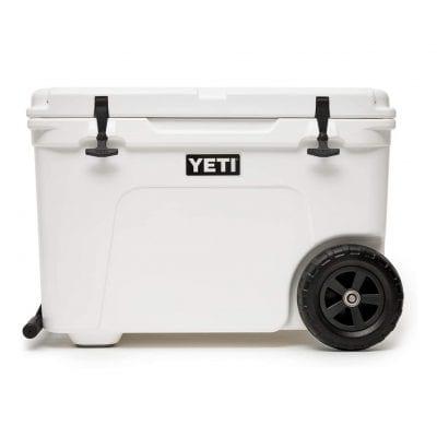 YETI Tundra Portable Wheeled Cooler
