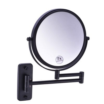 Anpean 8 Inch Wall Mounted Makeup Mirror