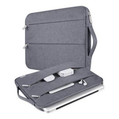 V Voova 13 13.3 Inch Waterproof Laptop Sleeve with Handle