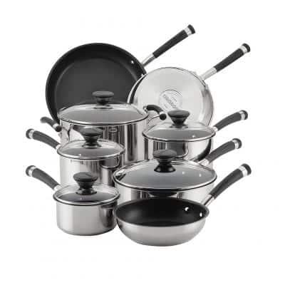 Circulon Acclaim Stainless Steel Cookware