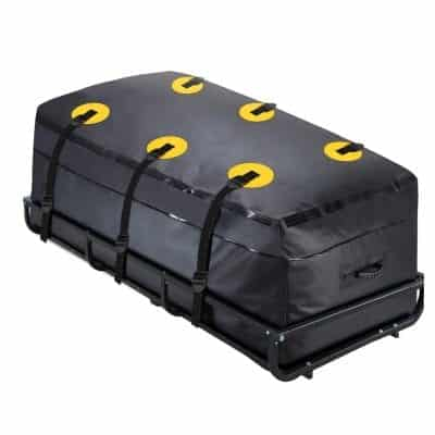 MODOKIT Trailer Hitch 100% Waterproof Cargo Carrier Bag for Vans Truck and Car