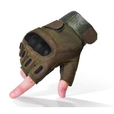 TitanOPS Fingerless Gloves
