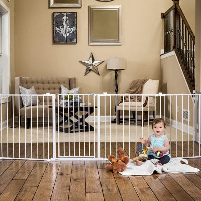 Regalo 192-Inch Super Wide Play Yard