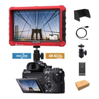 Lilliput A7s 7-Inches Full HD 4K DSLR Camera Monitor