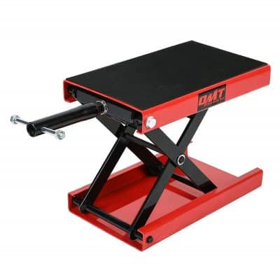 Orion Motor Tech Dilated Motorcycle Scissor Lift Jack
