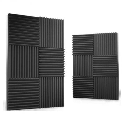 Siless 12 pack Acoustic Panels