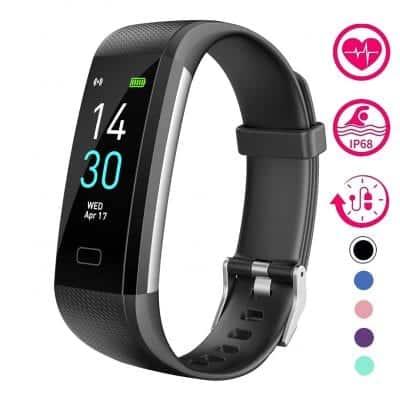 Vabogu Fitness Tracker HR Smart Bracelets
