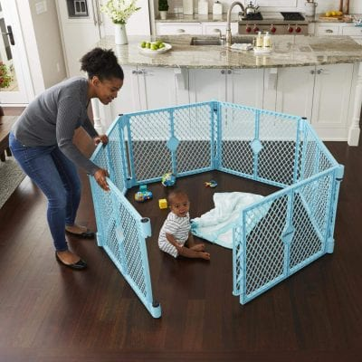 Toddleroo by North States Superyard Play Yard