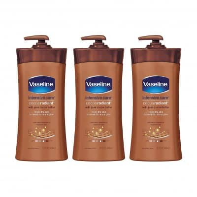 Vaseline Intensive Care Body Lotion (Pack of 3)