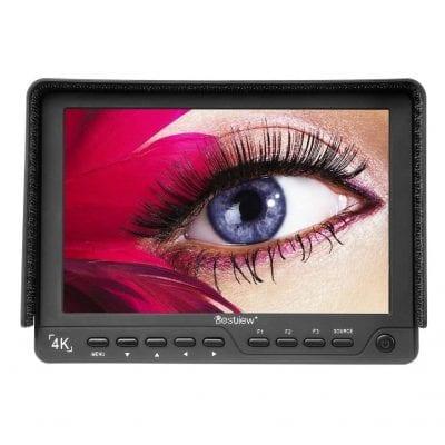 "BESTVIEW 19201200 S7 4K 7"" inch DSLR Camera HDMI HD Monitor"