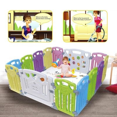 Gupamiga Baby Play Yards