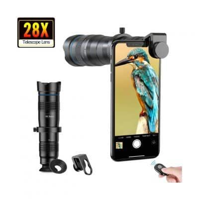 MIAO LAB Apexel HD Phone Telephoto Lens