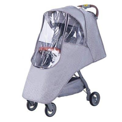 Vanshchan Stroller Rain Cover and Mosquito Net