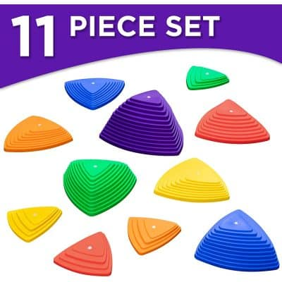 Sunny & Fun Balance Stepping Stones for Kids