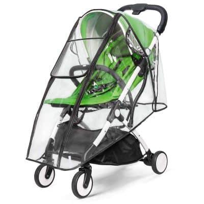FANGSUN Direct Universal Stroller Rain Cover, Waterproof