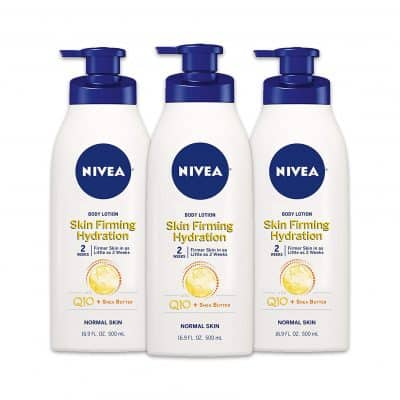 NIVEA Skin Hydrating Body Lotion (Pack of 3)