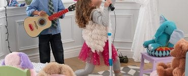 Kids Microphone with stand