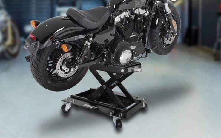 Motorcycle Scissor Jack