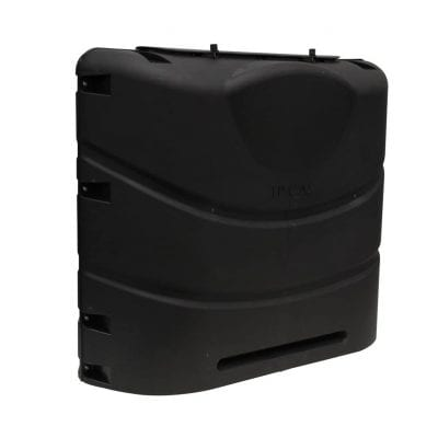 Camco 40558 Robust 20lb or 30lb Dual Propane Tank Cover