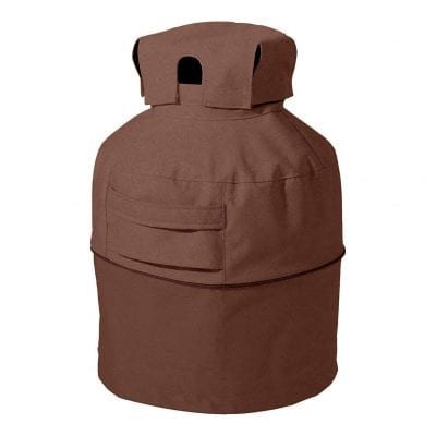 Hersent Waterproof All Weather 20 lb Propane Tank Cover