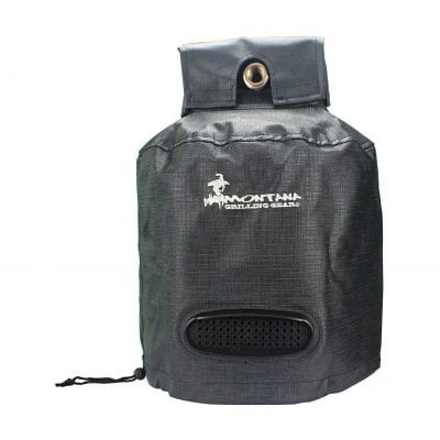 Montana Grilling Gear 20lb Ventilated Propane Tank Cover