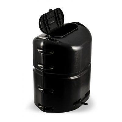 Camco 40578 20lb Black Single RV Propane Tank Cover