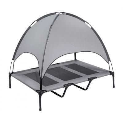 SUPERJARE XLarge Outdoor Dog Bed