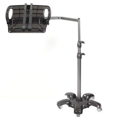 The Hold It Book Holder Tablet Floor Stand