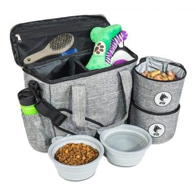 Top Dog-Pet Gear Airline Approved Dog Travel Bag