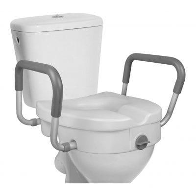 RMS Raised Toilet Seat