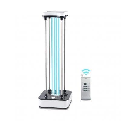 BRIGHTINWD Quartz Ozone UV Disinfection Lamp