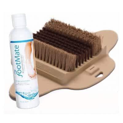 FootMate Shower Foot Scrubber