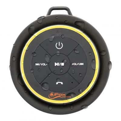 IFOX Creations IFO12 Bluetooth Shower Speaker