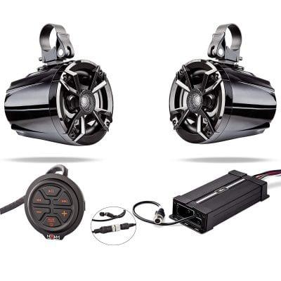 NOAM NUTV5 - Marine Bluetooth Golf Speakers